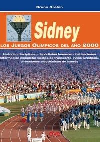 Bruno Grelon - Sidney. Los juegos olímpicos del año 2000.