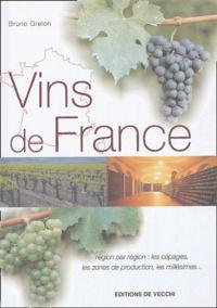 Bruno Grelon - Vins de France.