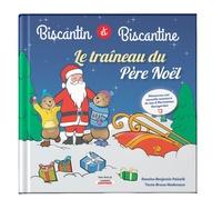 Bruno Heckmann et Benjamin Paintik - Biscantin et Biscantine (Hors-série de L'almanach savoyard) Tome 4 : Le Traîneau du Père Noël.