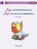 Bruno Heitz - Jojo et le secret de la bibliothécaire - Jojo and the librarian's secret.