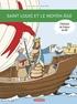 Bruno Heitz et Dominique Joly - L'histoire de France en BD  : Saint Louis et le Moyen Age.
