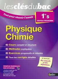 Bruno Jaillet et Dimitri Chapelain - Physique Chimie 1re S.