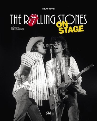 The Rolling Stones. On stage  avec 1 DVD