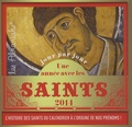 Bruno Lagrange - Une année avec les saints 2014 - L'histoire des Saints du calendrier à l'origine de nos prénoms !.