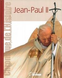 Bruno Larebière et François Nida - Jean - Paul II.