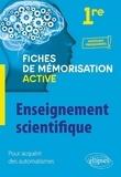 Bruno Laurent et Anne Noel - Enseignement scientifique 1re.