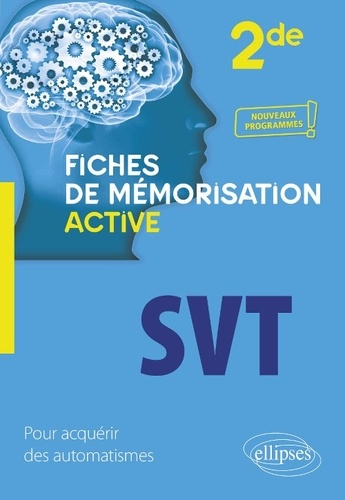 SVT 2de  Edition 2019