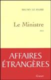 Bruno Le Maire - Le ministre.