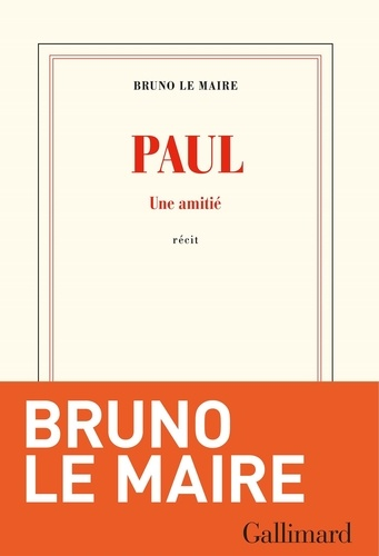 Paul - Bruno Le Maire - Format ePub - 9782072836985 - 10,99 €