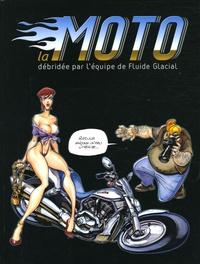 Bruno Léandri - La moto.