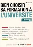 Bruno Magliulo - Bien choisir sa formation à l'université - Les stratégies avec ou sans APB.