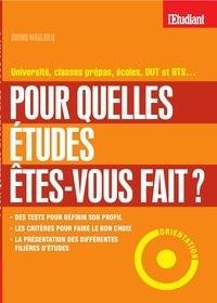 Bruno Magliulo - SERIE ETUDES  : Pour quelles études êtes-vous fait ?.