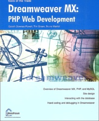 Dreamweaver MX : PHP Web Development.pdf