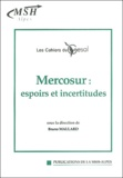 Bruno Mallard - Mercosur : espoirs et incertitudes.