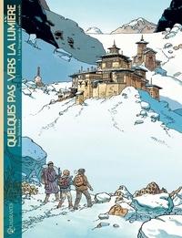 Bruno Marchand - Quelques pas vers la lumière Tome 3 : Les Voyageurs de l'autre monde.
