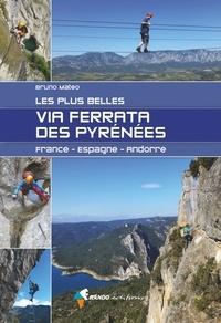 Corridashivernales.be Les plus belles via ferrata des Pyrénées - France-Espagne-Andorre Image