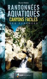 Bruno Mateo - Randonnées aquatiques - Canyons faciles des Pyrénées.