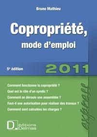 Bruno Mathieu - Copropriété, mode d'emploi.