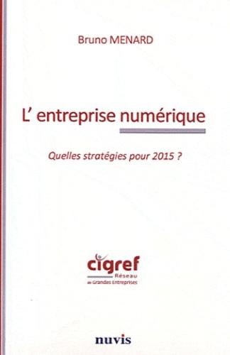 Bruno Ménard - L'entreprise numérique - Quelles stratégies pour 2015 ?.