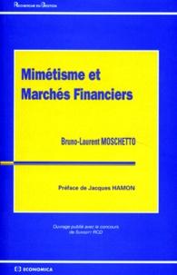 Bruno Moschetto - Mimétismes et marchés financiers.