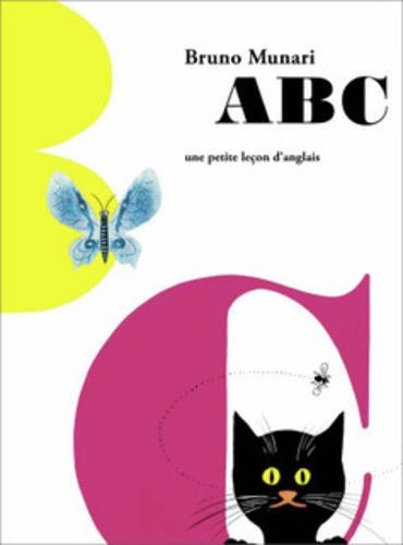 Bruno Munari - ABC - Une petite leçon d'anglais.
