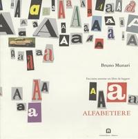 Bruno Munari - Alfabetiere.