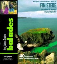 Bruno Pambour et Yvon Guermeur - Les plus belles balades dans le Finistère - De la baie de Morlaix au pays bigouden.