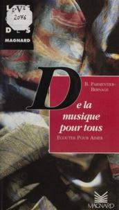Bruno Parmentier-Bernage - .