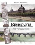 Bruno Permezel - Résistants à Lyon, Villeurbanne et aux alentours - 2824 engagements.