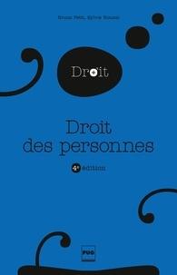Bruno Petit - Droit des personnes - 4e édition.