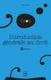 Bruno Petit - Introduction générale au droit.