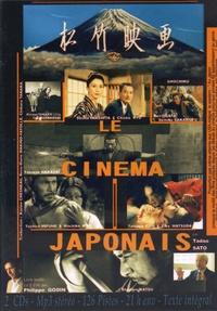 Tadao Sato - Le cinéma japonais. 2 CD audio MP3