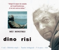 Dino Risi - Mes monstres. 1 CD audio MP3