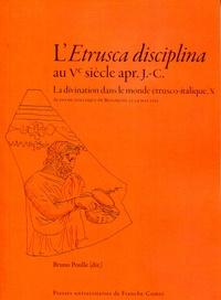 Birrascarampola.it L'Etrusca disciplina au Ve siècle après J-C - La divination dans le monde étrusco-italique Image