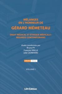 Galabria.be Mélanges en l'honneur de Gérard Mémeteau - Droit médical et éthique médicale : regards contemporains, 2 volumes Image