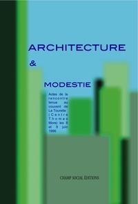 Bruno Queysanne - Architecture et modestie.