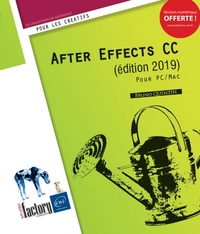 After Effects CC- Pour PC/Mac - Bruno Quintin |