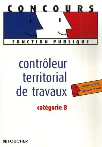 Bruno Rapatout et Denise Laurent - Contrôleur territorial de travaux - Catégorie B.