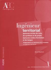 Bruno Rapatout - Ingénieur territorial - Epreuves de note, de projet, épreuves orales d'entretien, de langue.