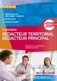 Bruno Rapatout et Christian Carcagno - Rédacteur territorial Rédacteur Principal - Concours externe, interne, 3e voie et examens professionnels.
