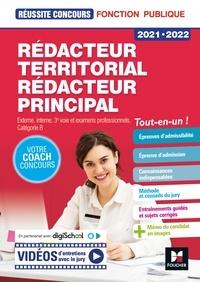 Bruno Rapatout et Brigitte Le Page - Réussite Concours - Rédacteur territorial/Rédacteur principal - 2021-2022 - Préparation complète.