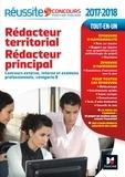 Bruno Rapatout et Dominique Berville - Réussite Concours Rédacteur territorial Rédacteur principal catégorie B. 2017-2018 N°59.