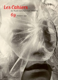 Bruno Reichlin et  Collectif - LES CAHIERS DU MUSEE NATIONAL D'ART MODERNE N° 69 AUTOMNE 1999.
