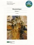 Bruno Scherrer - Biostatistique - Volume 1.