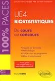 Bruno Scibilia - Biostatistiques UE4 - Du cours au concours.
