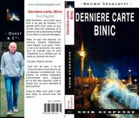Bruno Ségalotti - Dernière carte Binic.