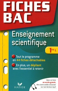 Bruno Semelin et Alain Le Grand - Enseignement scientique 1e L.