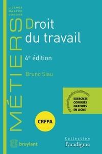 Bruno Siau - Droit du travail.