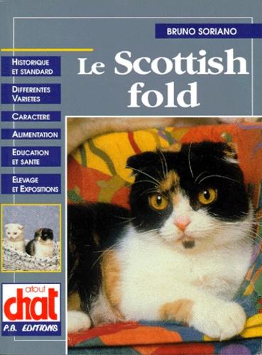 Bruno Soriano - Le Scottish fold.