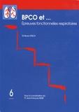 Bruno Stach - Epreuves fonctionnelles respiratoires.